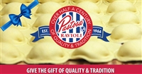 Pastosa Ravioli Gift Certificates For The Holidays