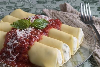 Pastosa Manicotti